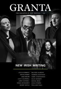 G135 - New Irish Writing