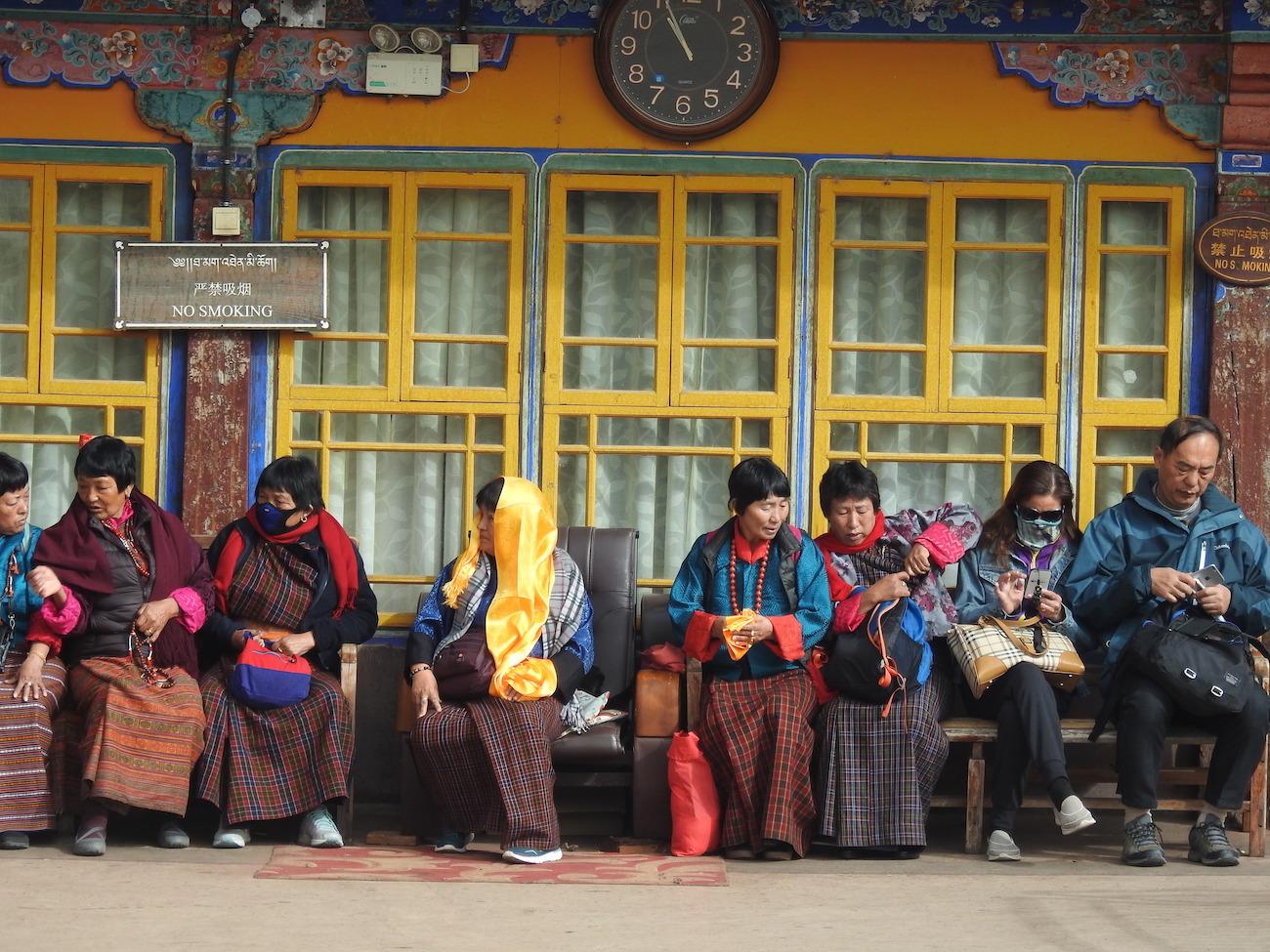 Armchair Traveller: Barkhor Square, Lhasa, Tibet – Still ...